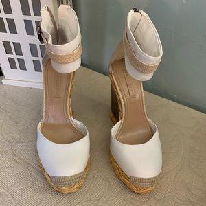 Original  White Wedges shoes